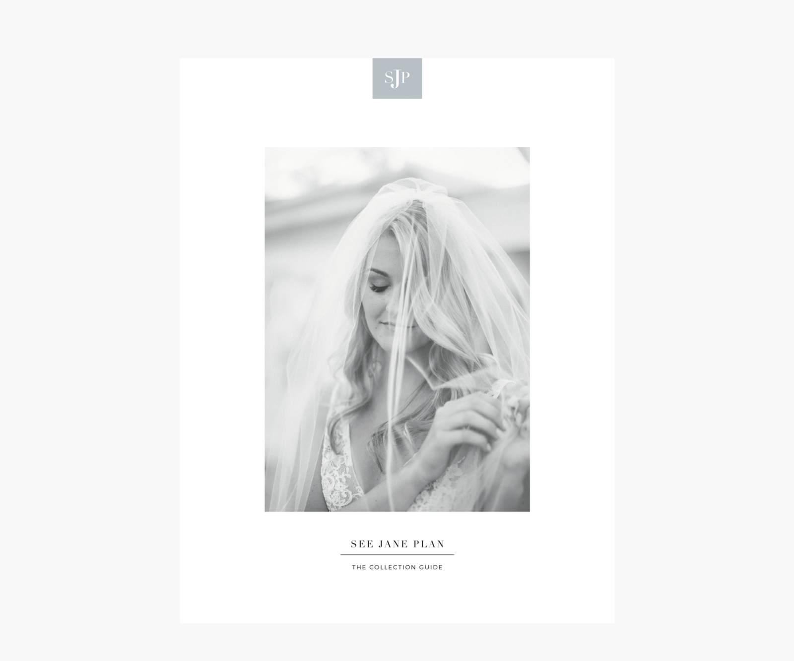 Elegant pricing guide templates for photograpehrs