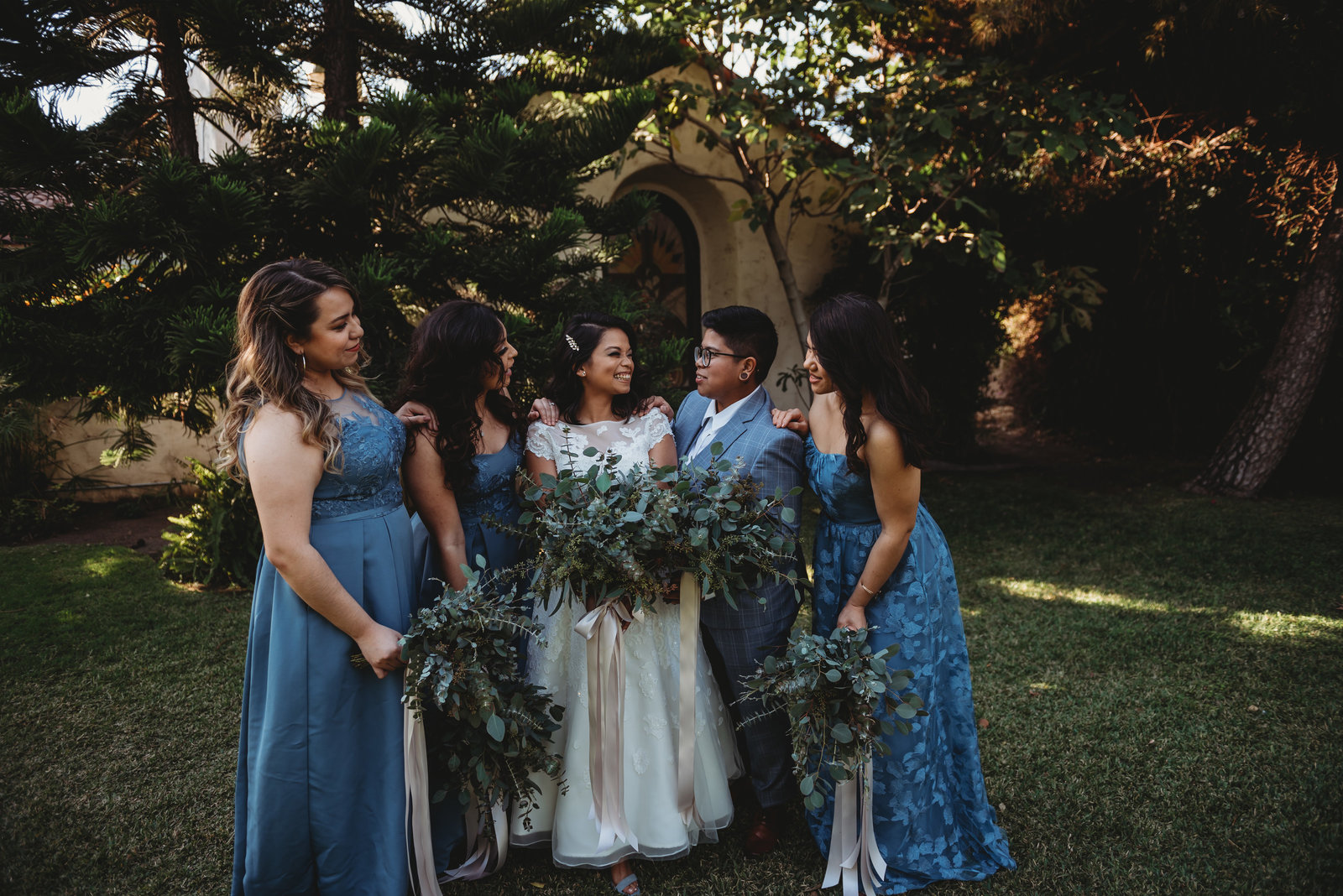Orange County Wedding-Griffith House Wedding