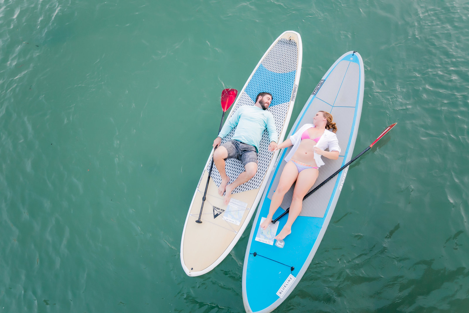 Kayaking engagement Photos