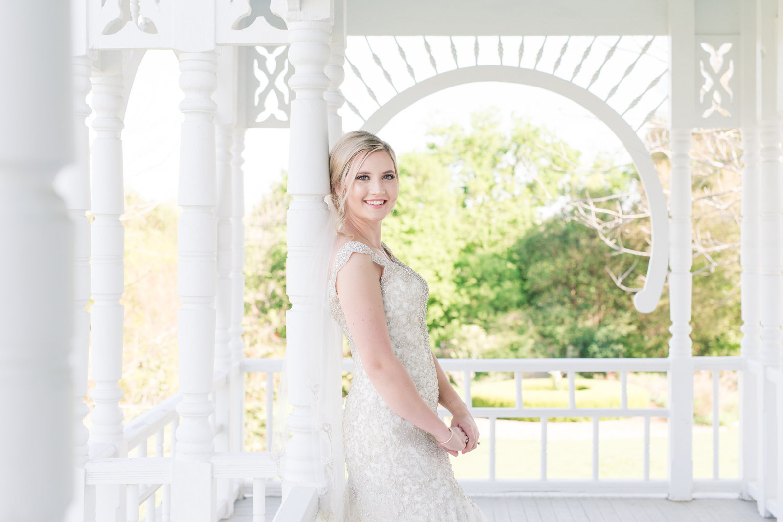 Barr Mansion Bridal Portraits