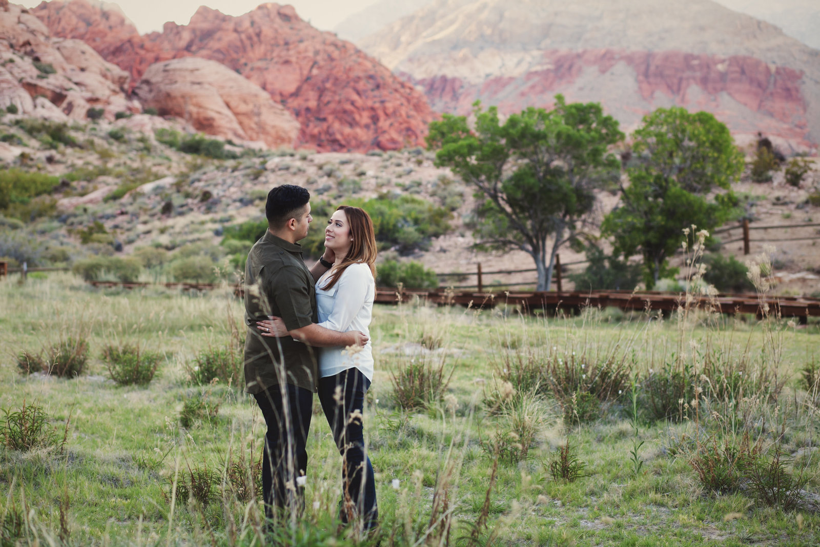 Scenic Engagement Session