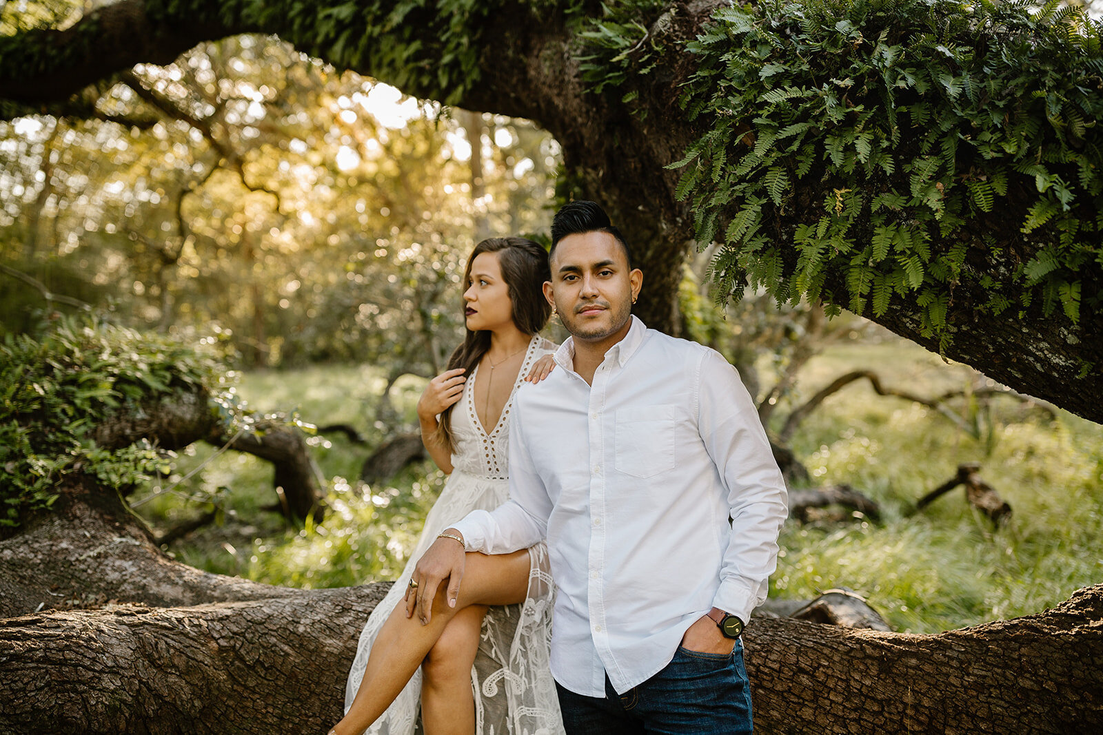 Daisy+Eddie_Brazos Bend State Park_Houston Engagement Session_04