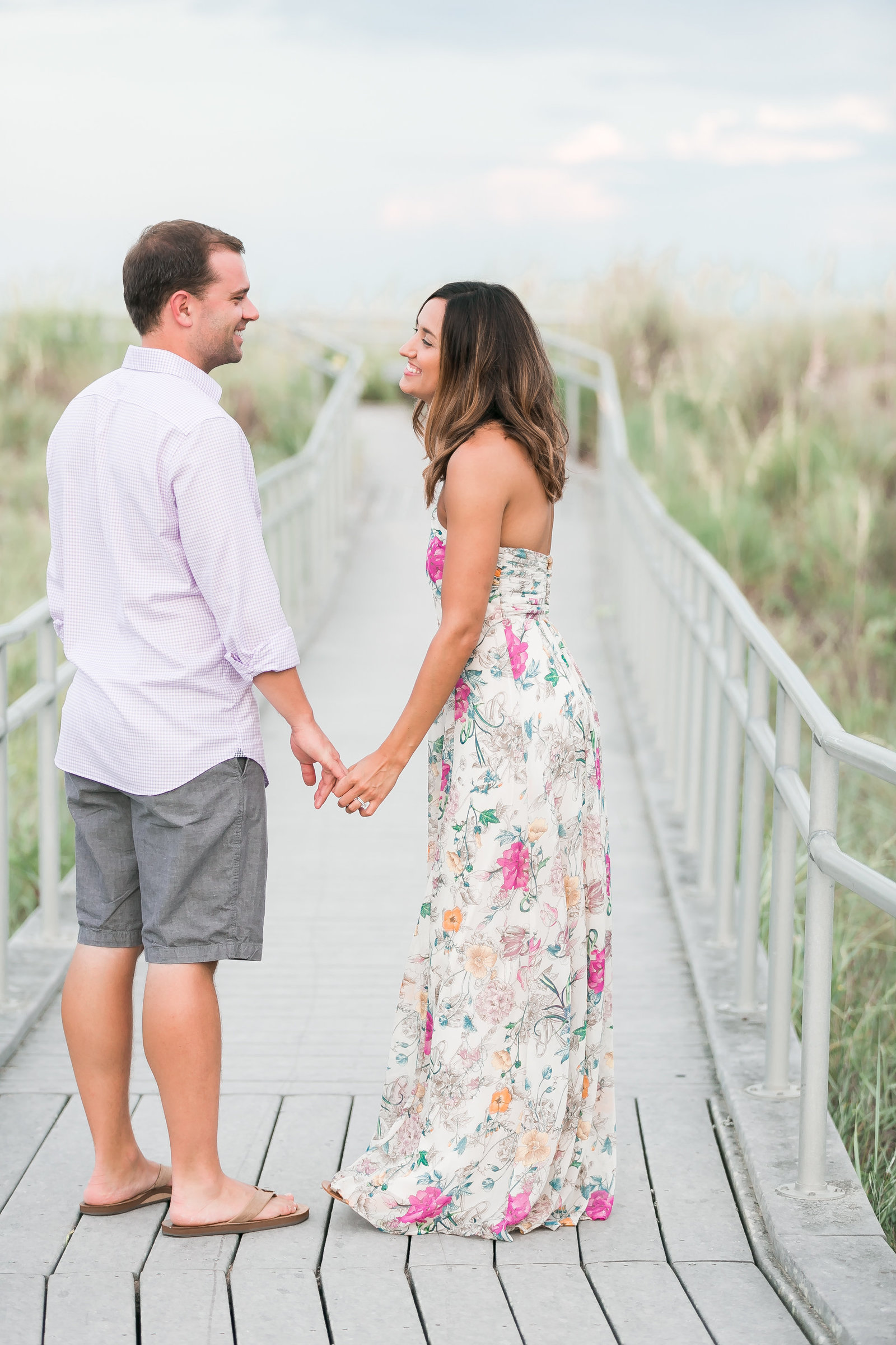 Virginia Beach Anniversary Session by Elizabeth Friske Photography-9