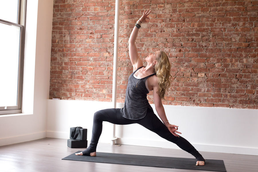 NYC Fitness Yoga  Photographer