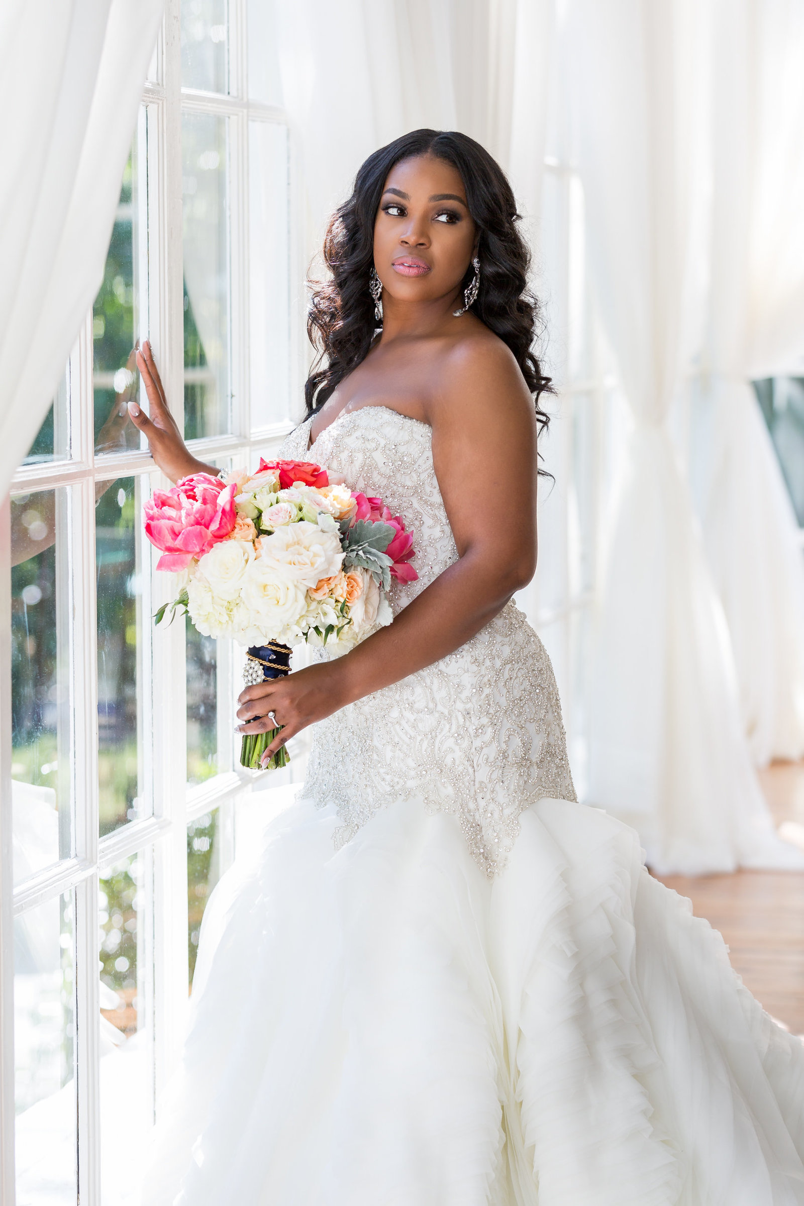 The Estate at Legendary Events - Atlanta wedding photographer - Mecca Gamble