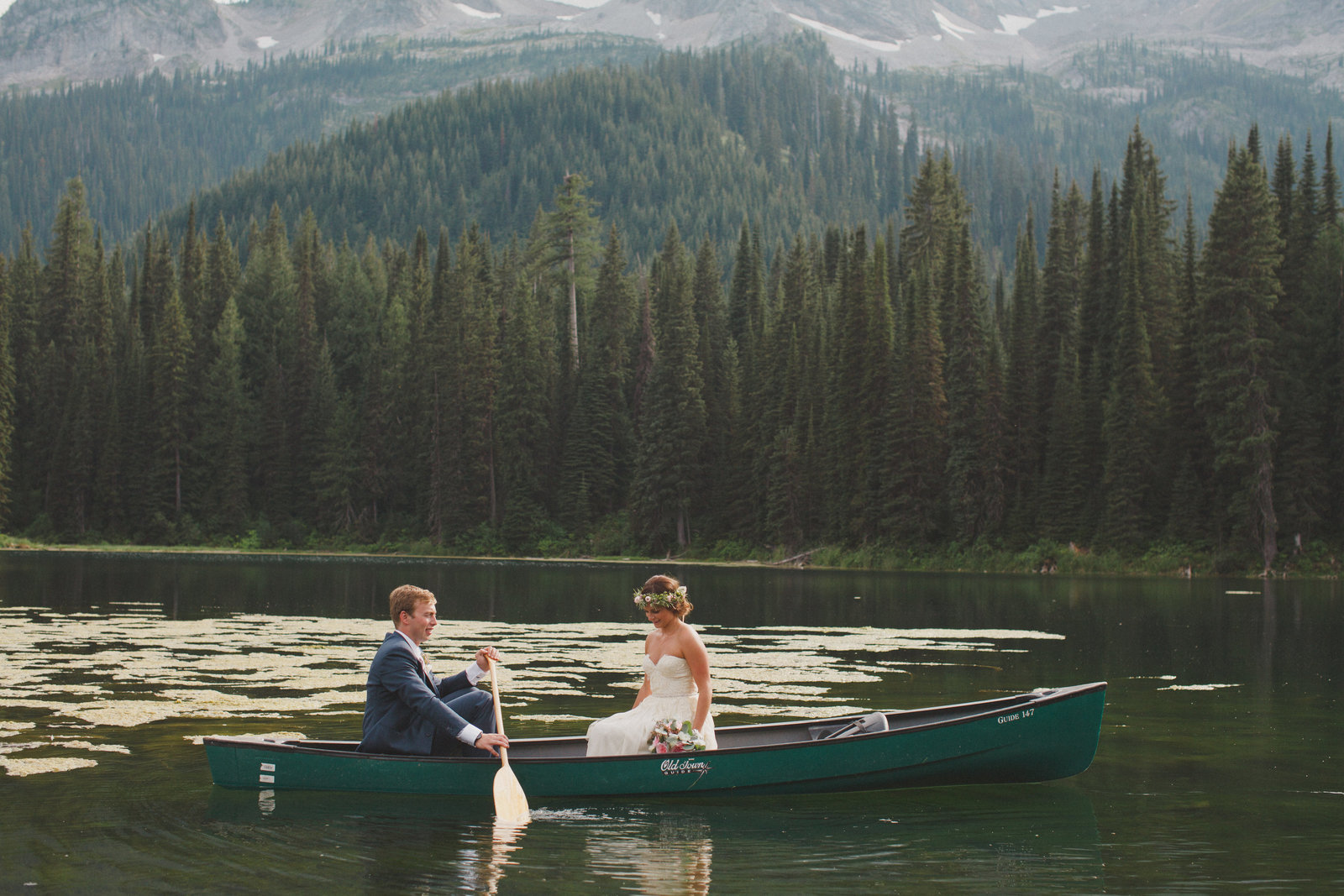 Fernie, BC wedding photographer, Island Lake Lodge Wedding