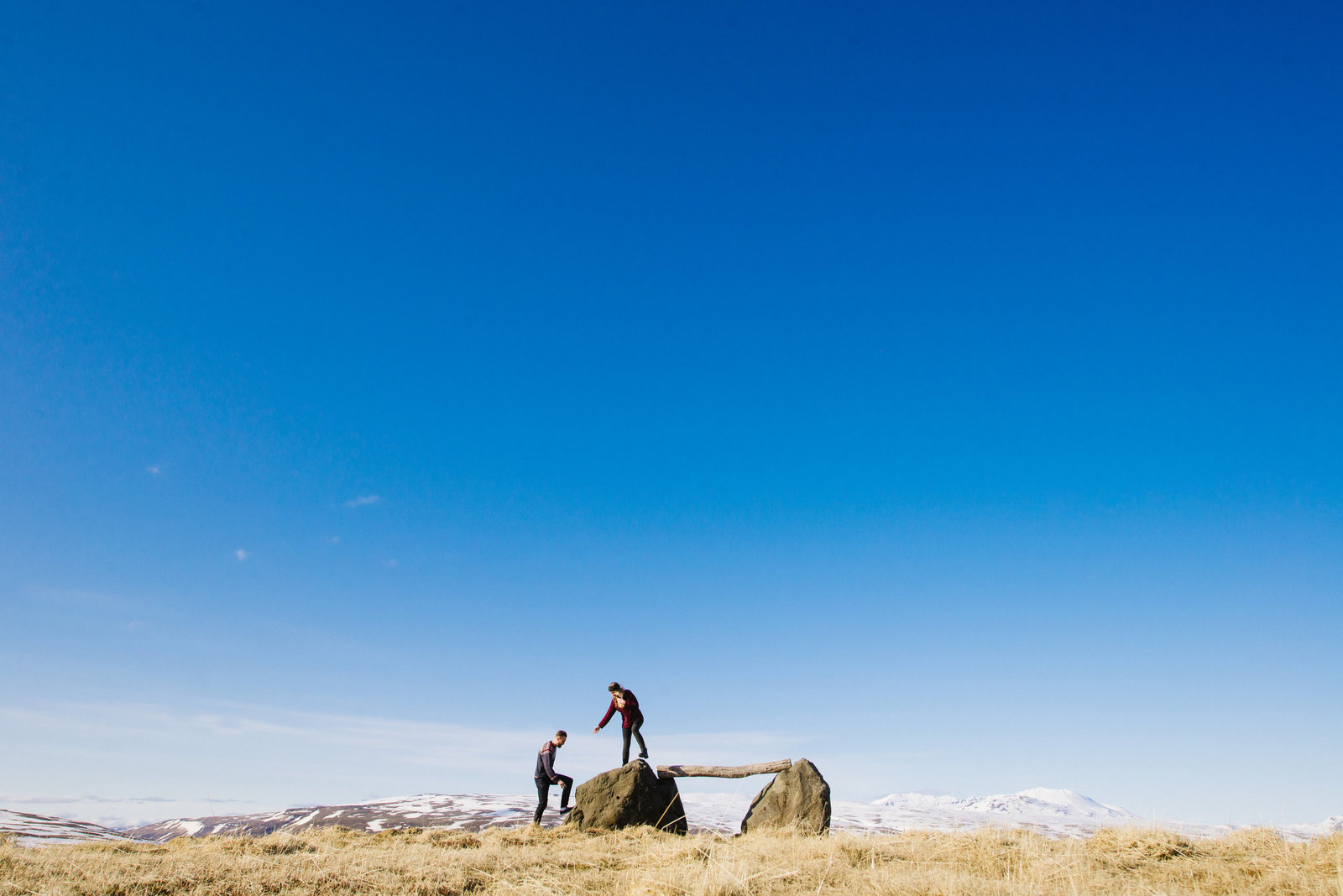 Icelandic Engagement Session