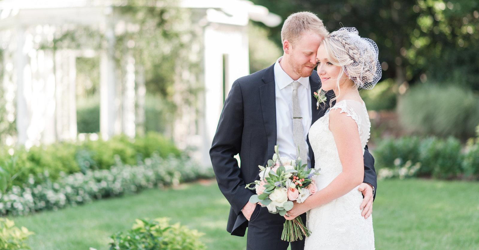 lewis ginter botanical gardens wedding in richmond virginia