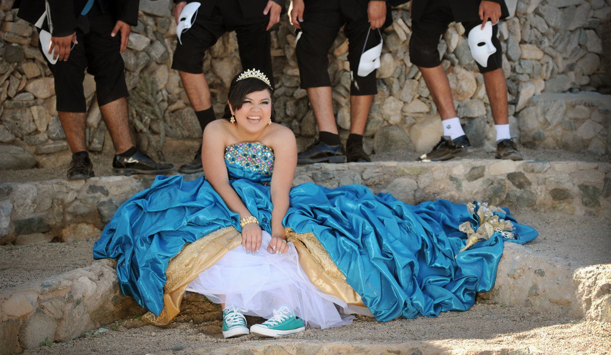 Quinceañera Phantom theme