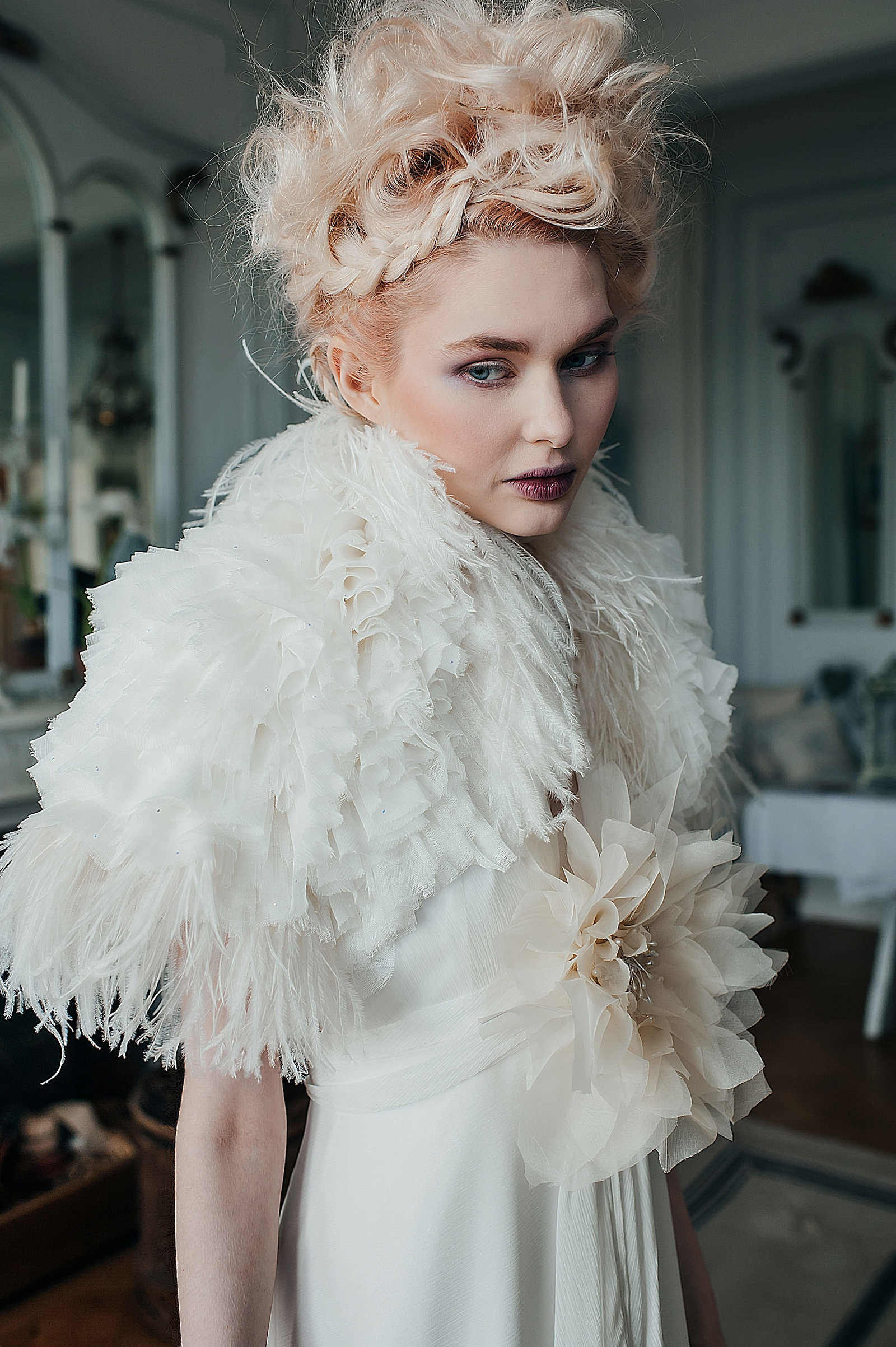 feather_silk_winter_wedding_shrug_jacket_JoanneFlemingDesign (2)