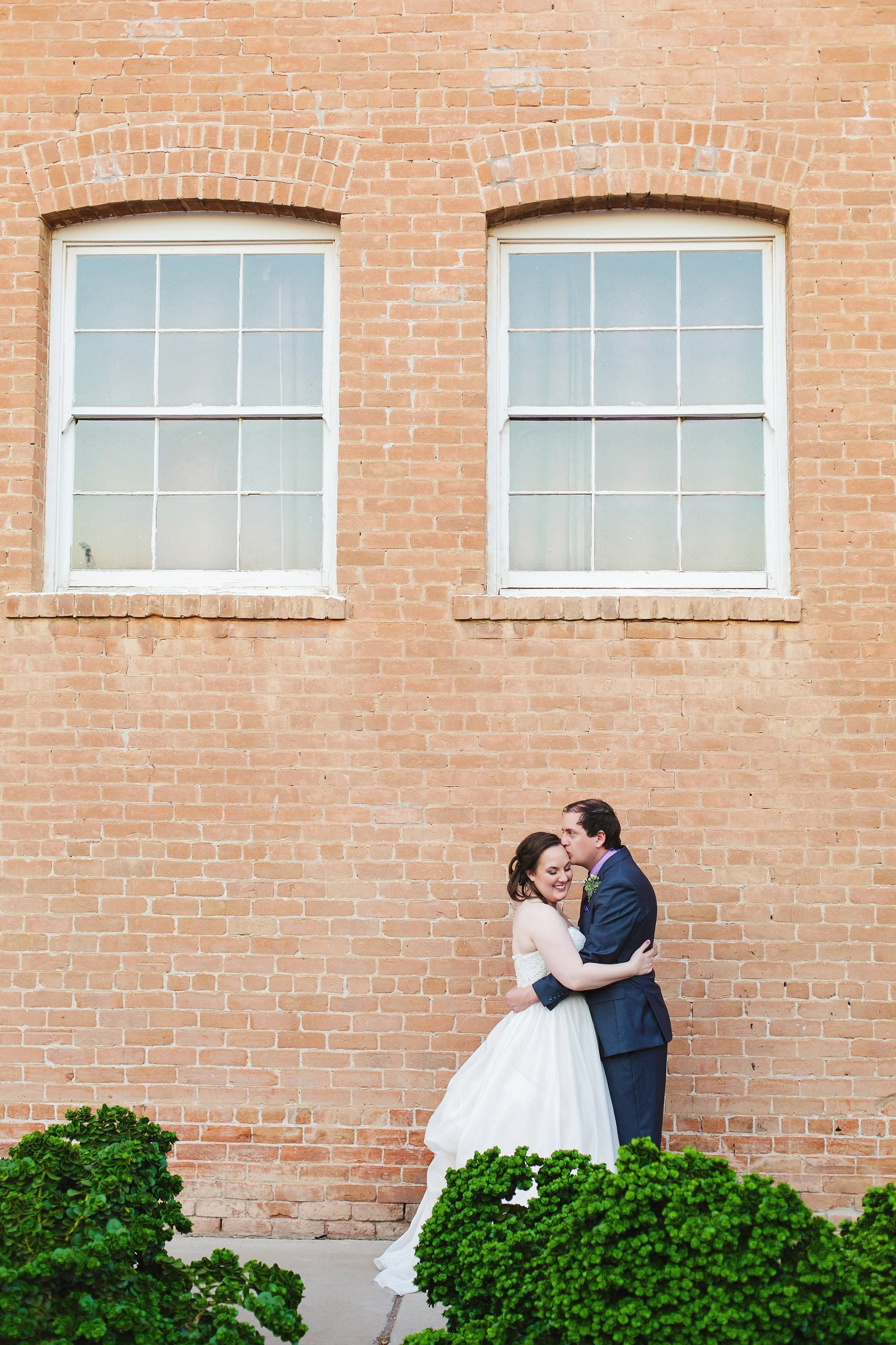Bride + Groom Portraits Denver Colorado Springs CO Wedding Photographer Genevieve Hansen 016