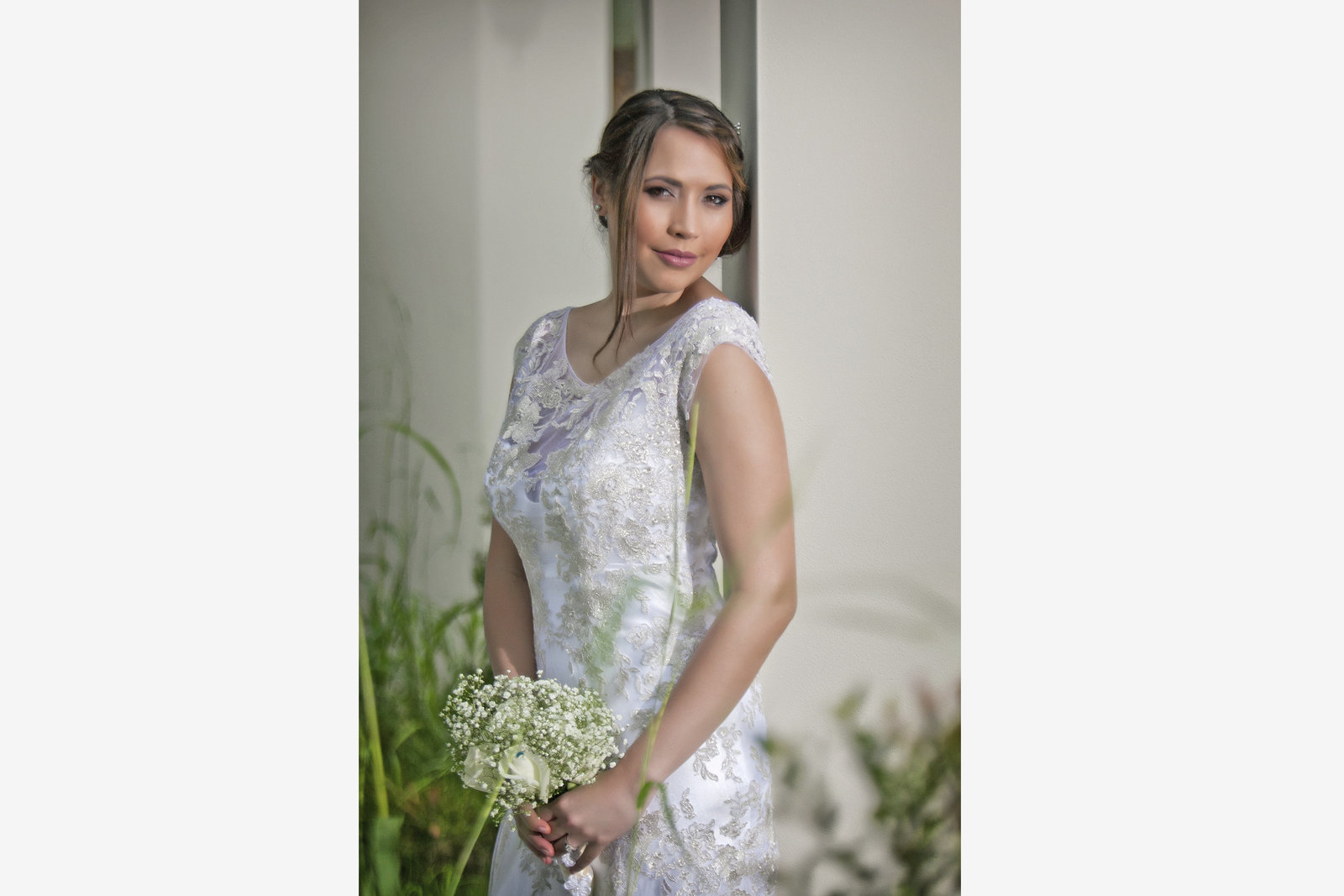 Bride Portriat