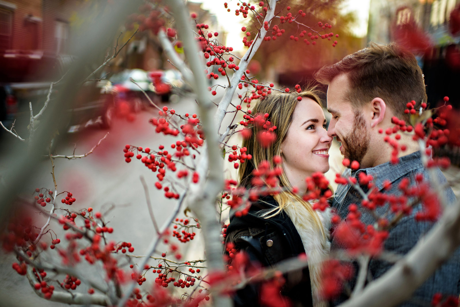 Philadelphia Engagement Photographer - Russ Hickman Photography - Creative Engagement Photographer - Engagement_Photographer_016