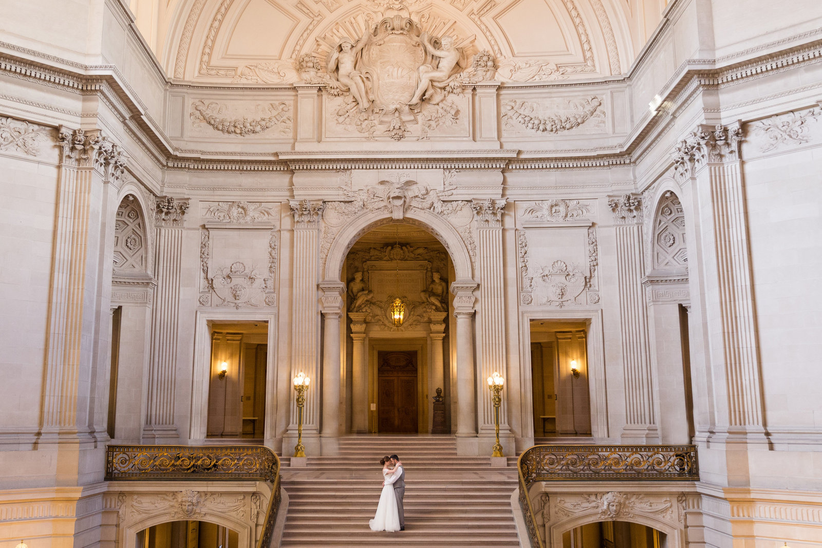 SF City Hall Styled Shoot-SF City Hall Styled Elopement-0020