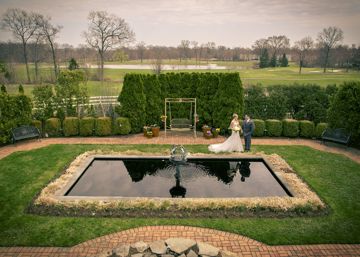 NJ Wedding Photographer The Park Savoy