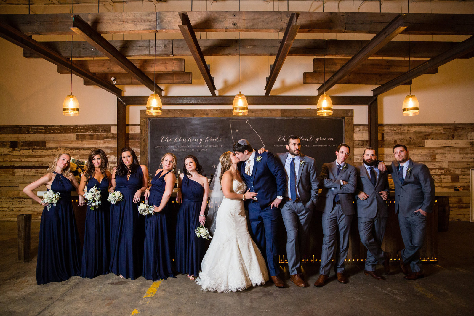 the stave room american spirit works wedding
