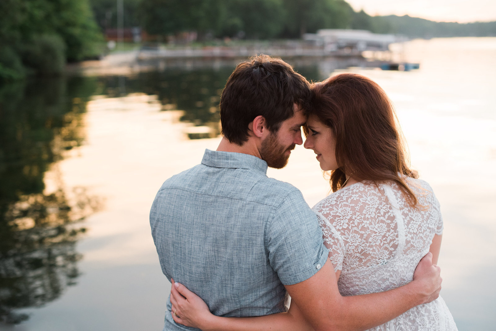 WNY Engagement Photographer | HS Neckers Photography]