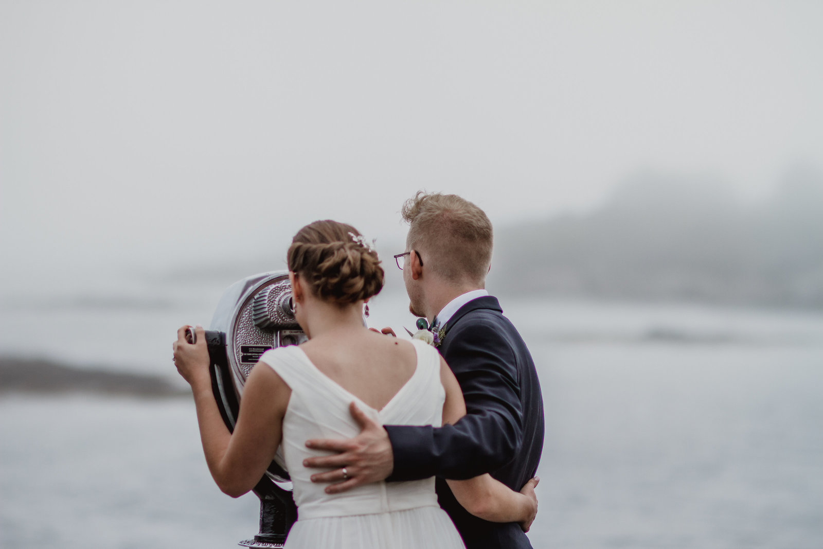 Maine Costal Wedding