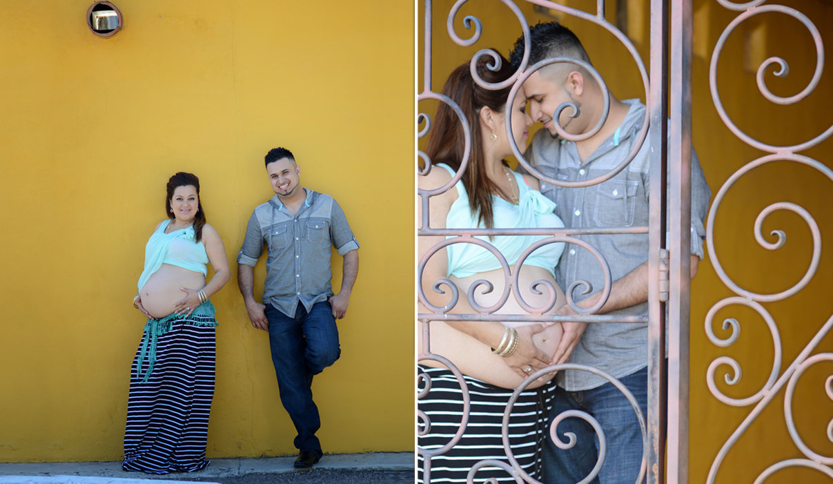 Maternity Session colofull