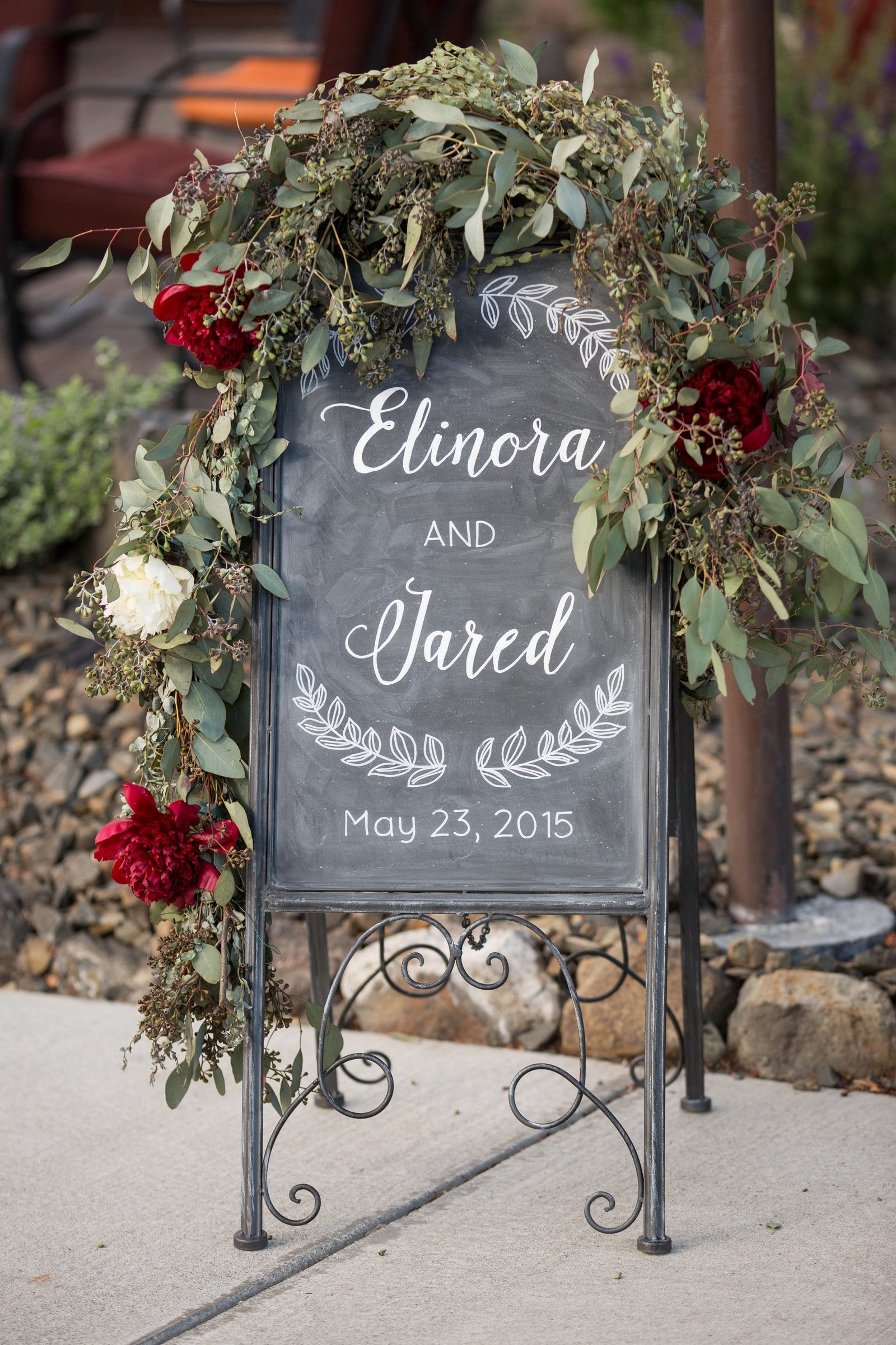 atlanta-chalkboard-art-wedding-sign
