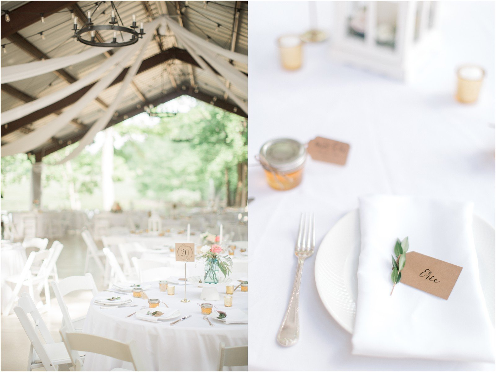 Chapel in the Woods Rustic Country Vintage Wedding Raleigh NC Plume Events Andrew & Tianna Photography-14
