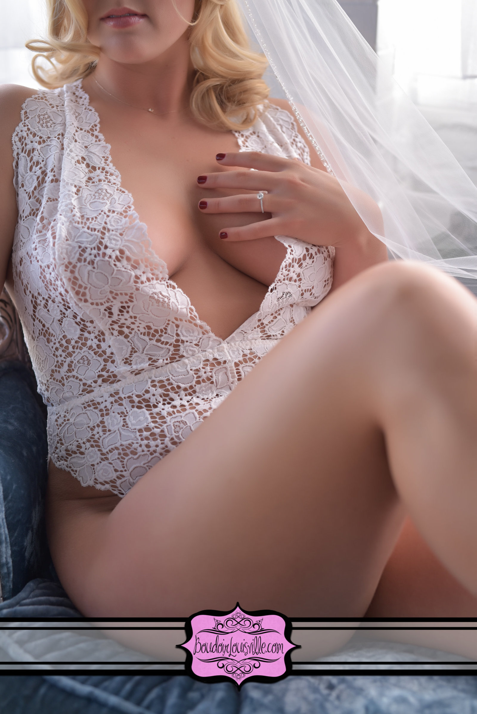 Boudoir Louisville - Bridal Boudoir Photo Studio-8