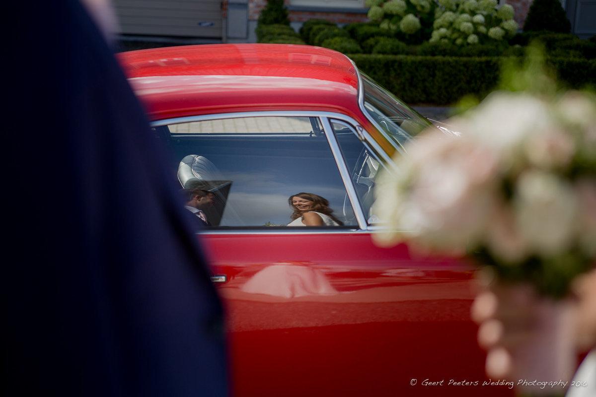 Eldorado Humbeek trouw Ann en Jannik foto