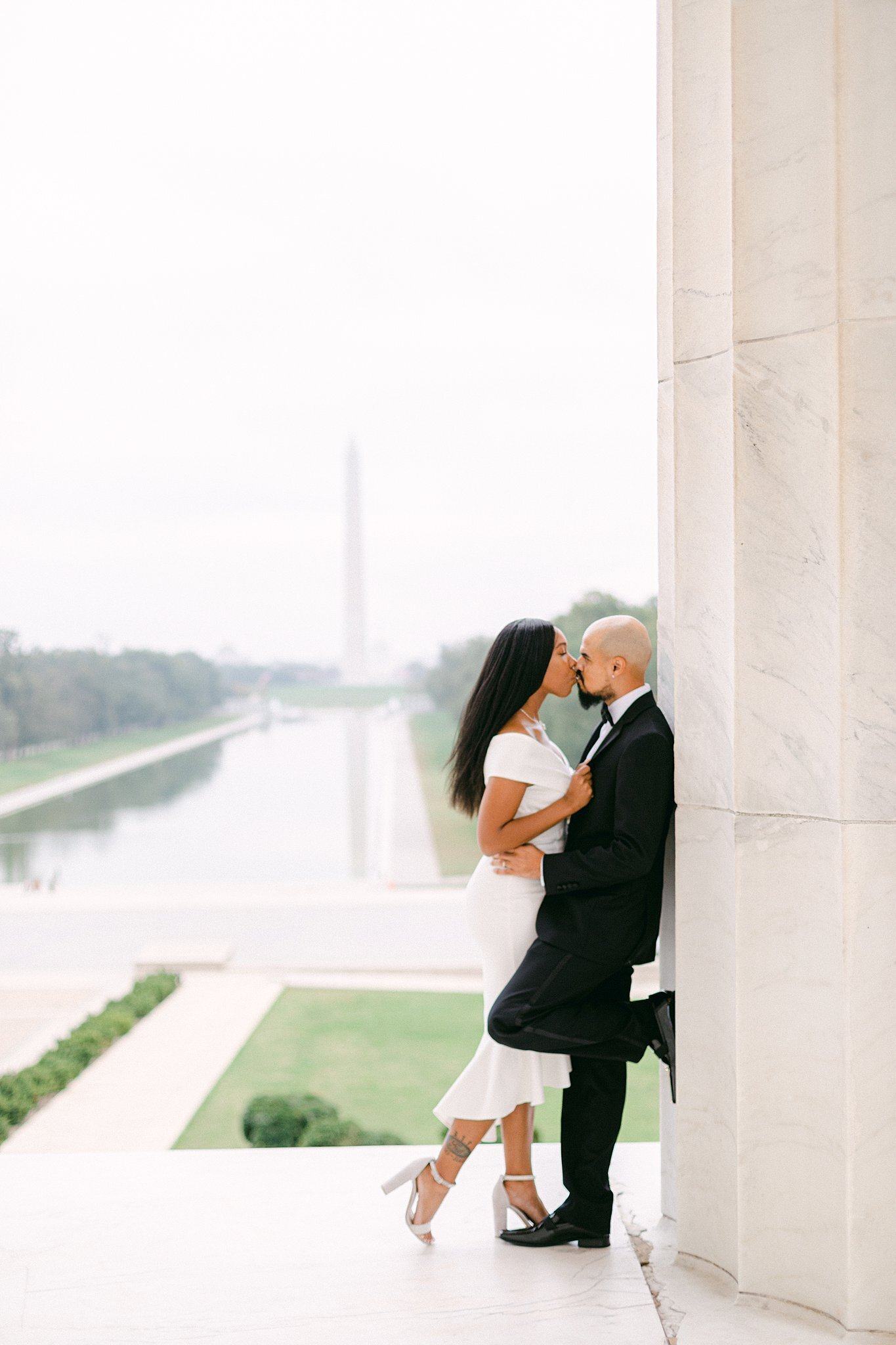 Washington DC Wedding Anniversary Session Photography by Maryland Wedding Photographer Costola Photography_0394