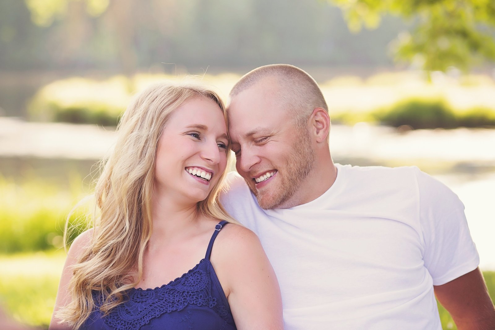 Engagement and Wedding Photographer in Iron Mountain, MI @ http://www.photosbyciera.com