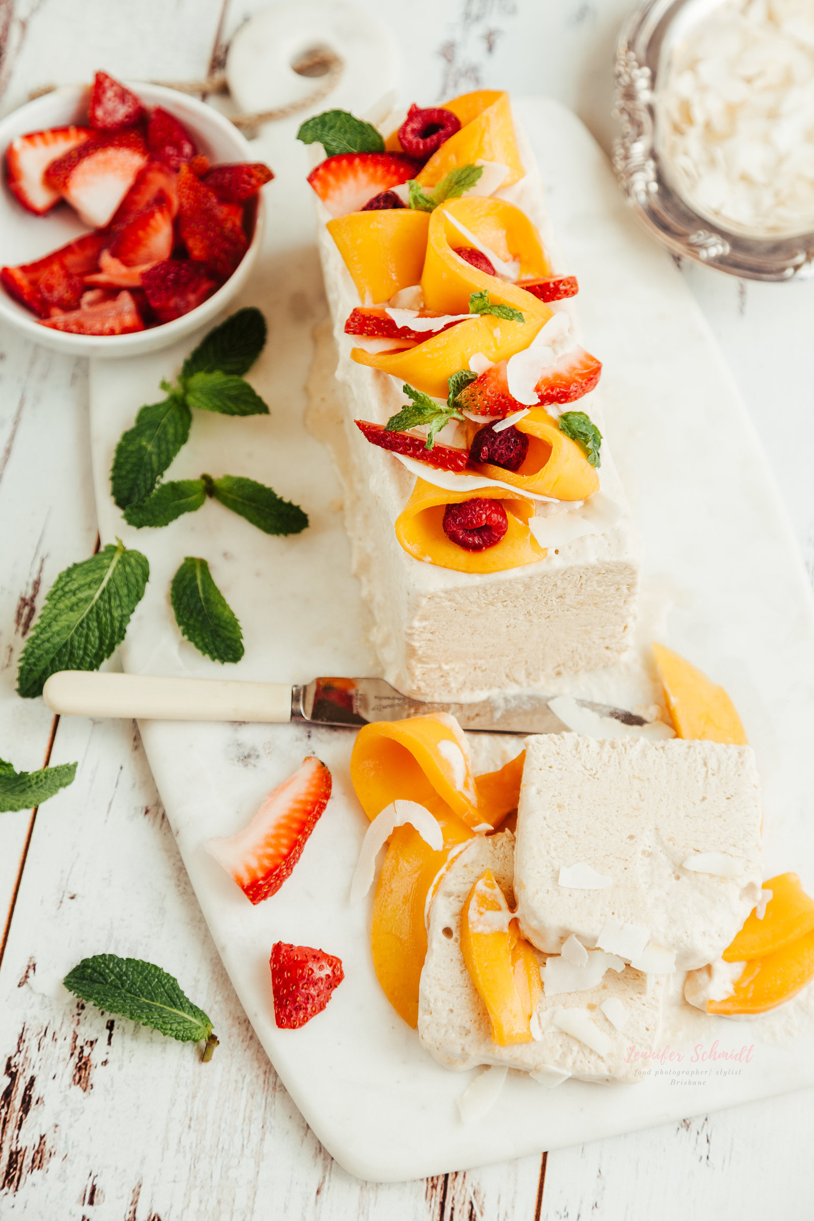 Mango and Coconut Semifreddo17
