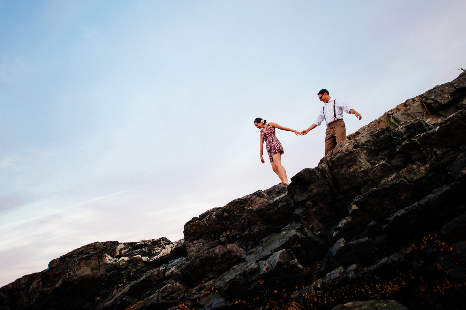 Ogunquit Maine Engagement Session 2