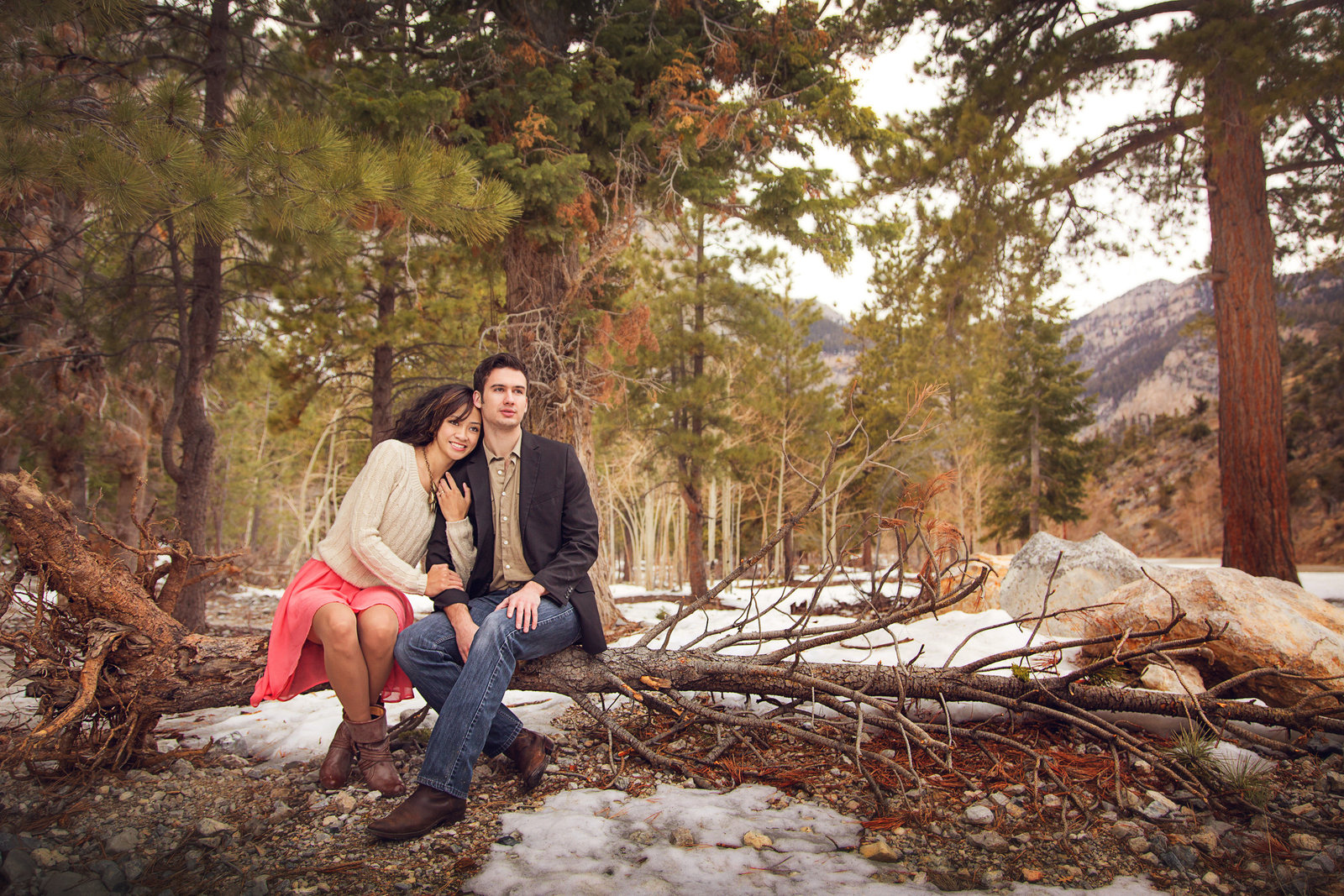 Las Vegas Engagemnet Photo Session_0040