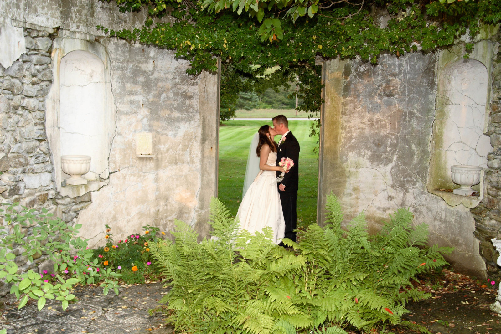 Gwyn Careg Inn Wedding