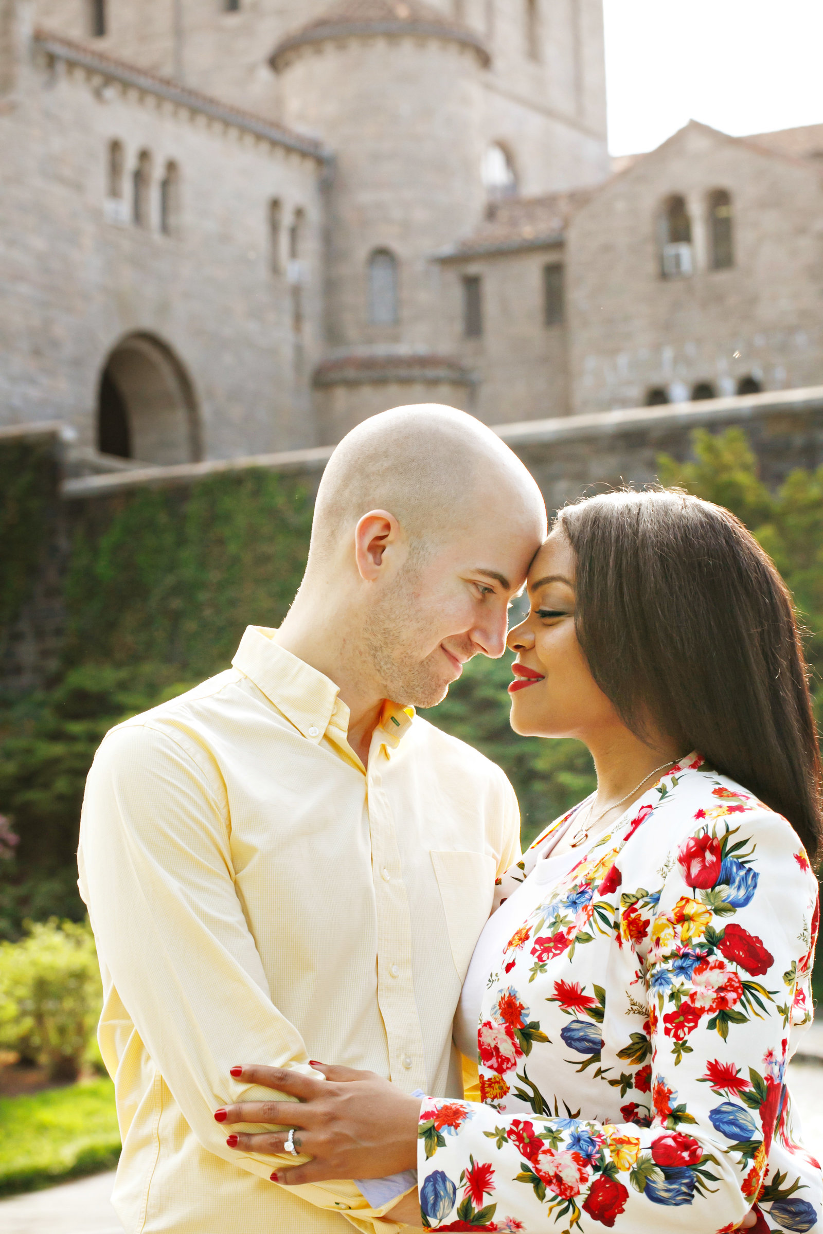 AmyAnaiz_Fort_Tyrone_Park_Cloisters_Engagement_New_York_001