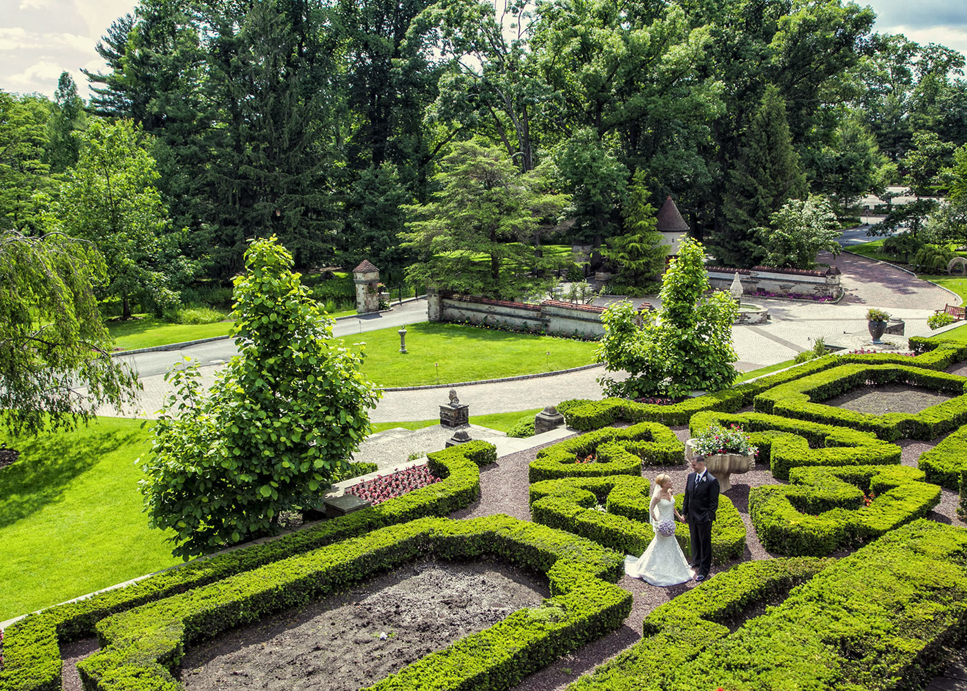 NJ Wedding Photographer Pleasantdale Chateau