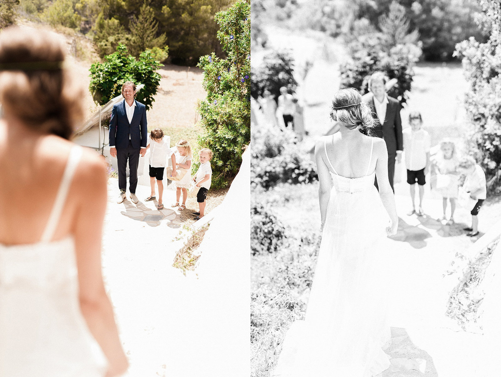 Wedding Cala Xuclar - Ibiza - Photographer Jennifer Arndt Spain