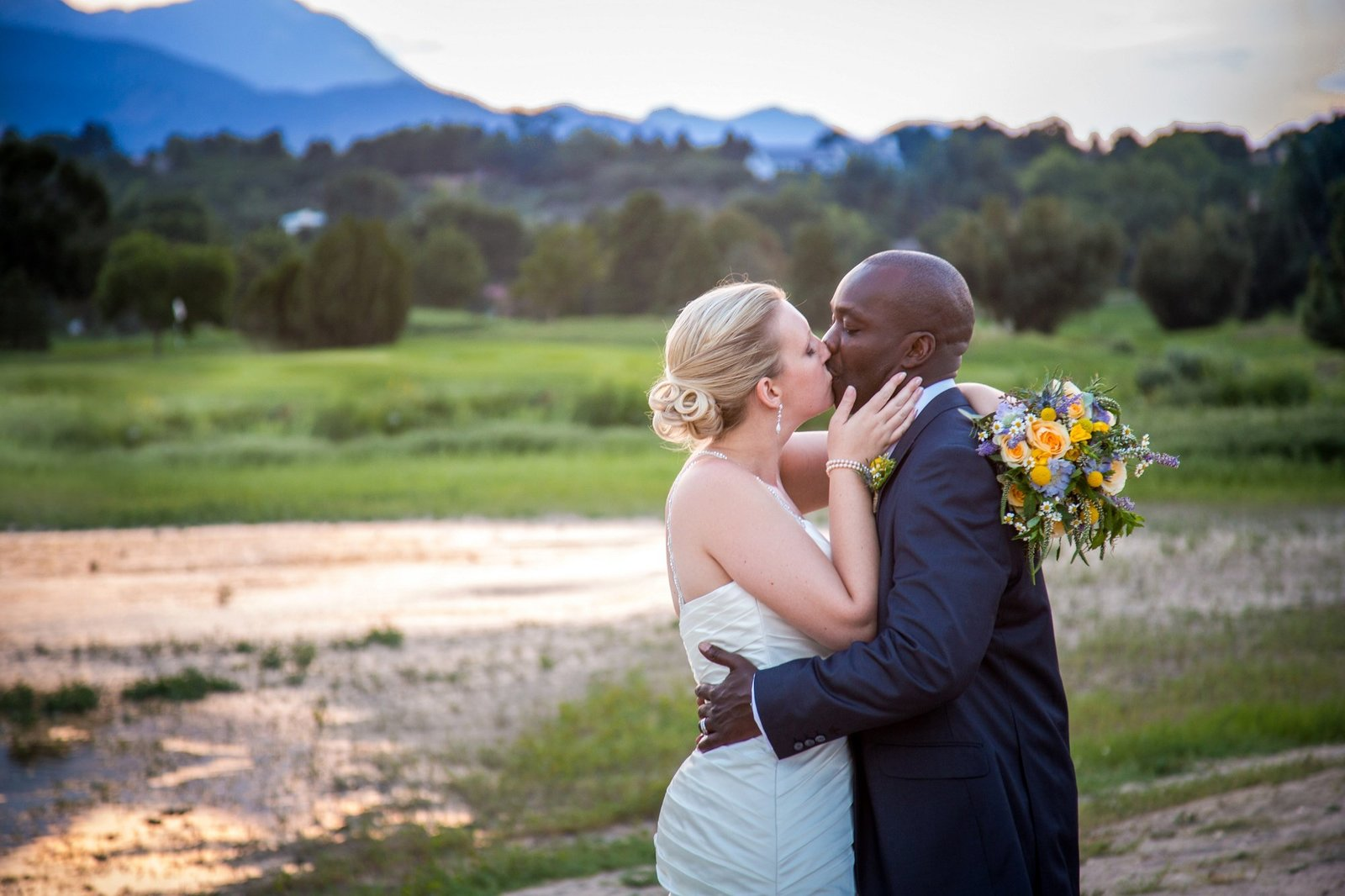 Bride + Groom Portraits Denver Colorado Springs CO Wedding Photographer Genevieve Hansen 026