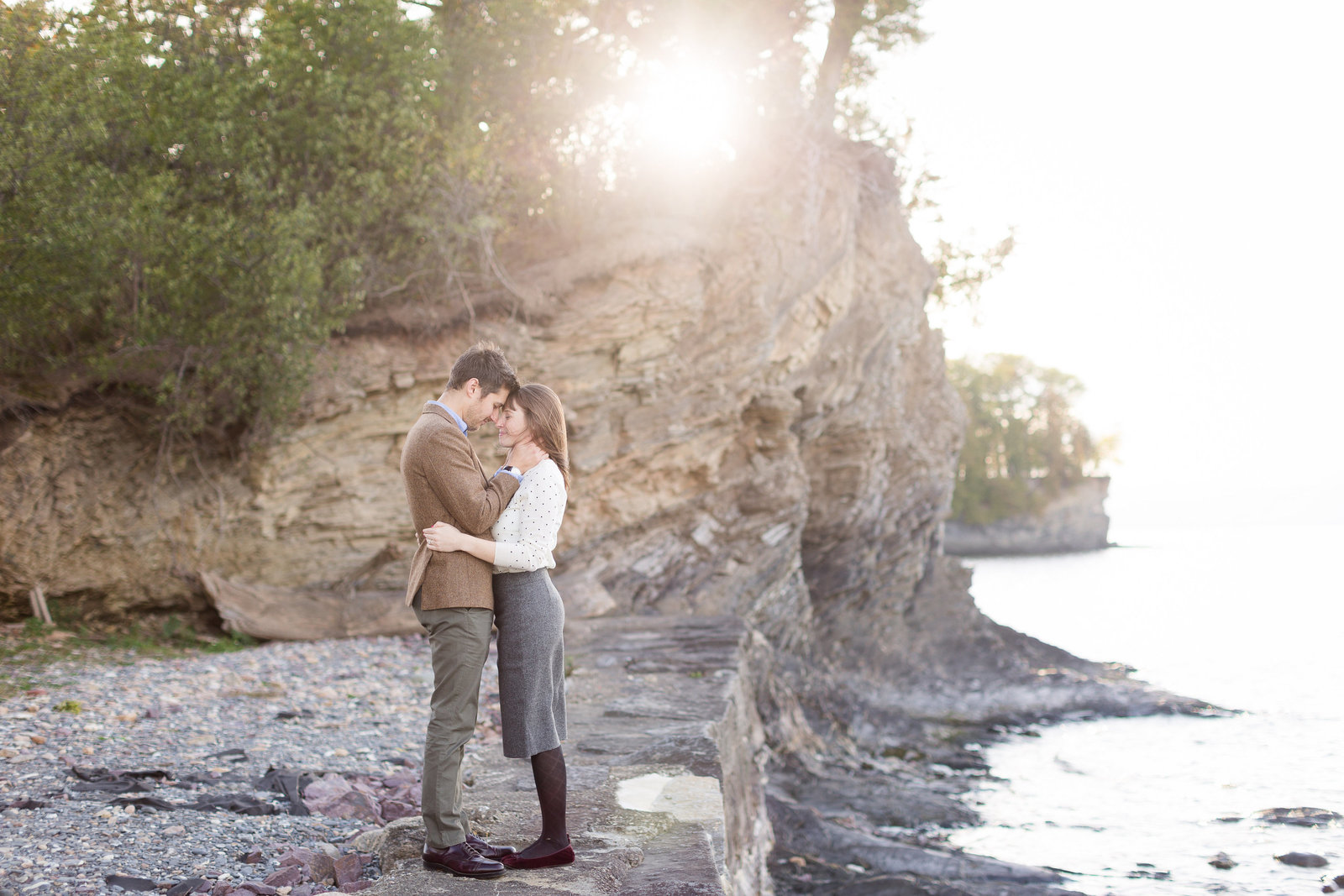 Shelburne_Vermont_Engagement_Photo