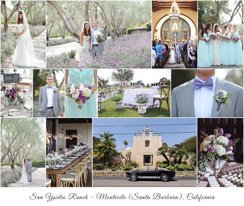 Montecito wedding photos