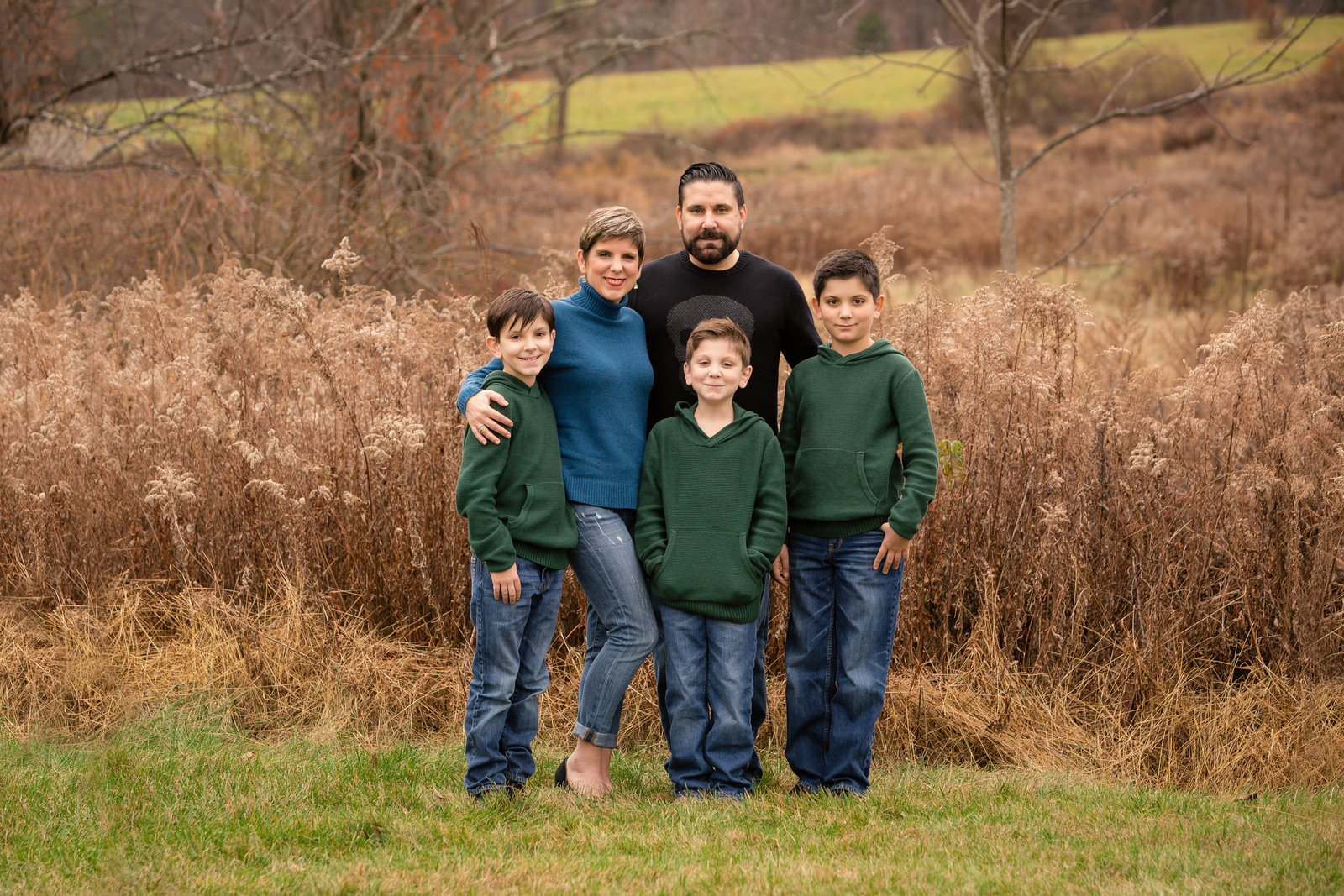 Shelton CT family portraits in Danbury CT by Hudson Valley NY professional photographer