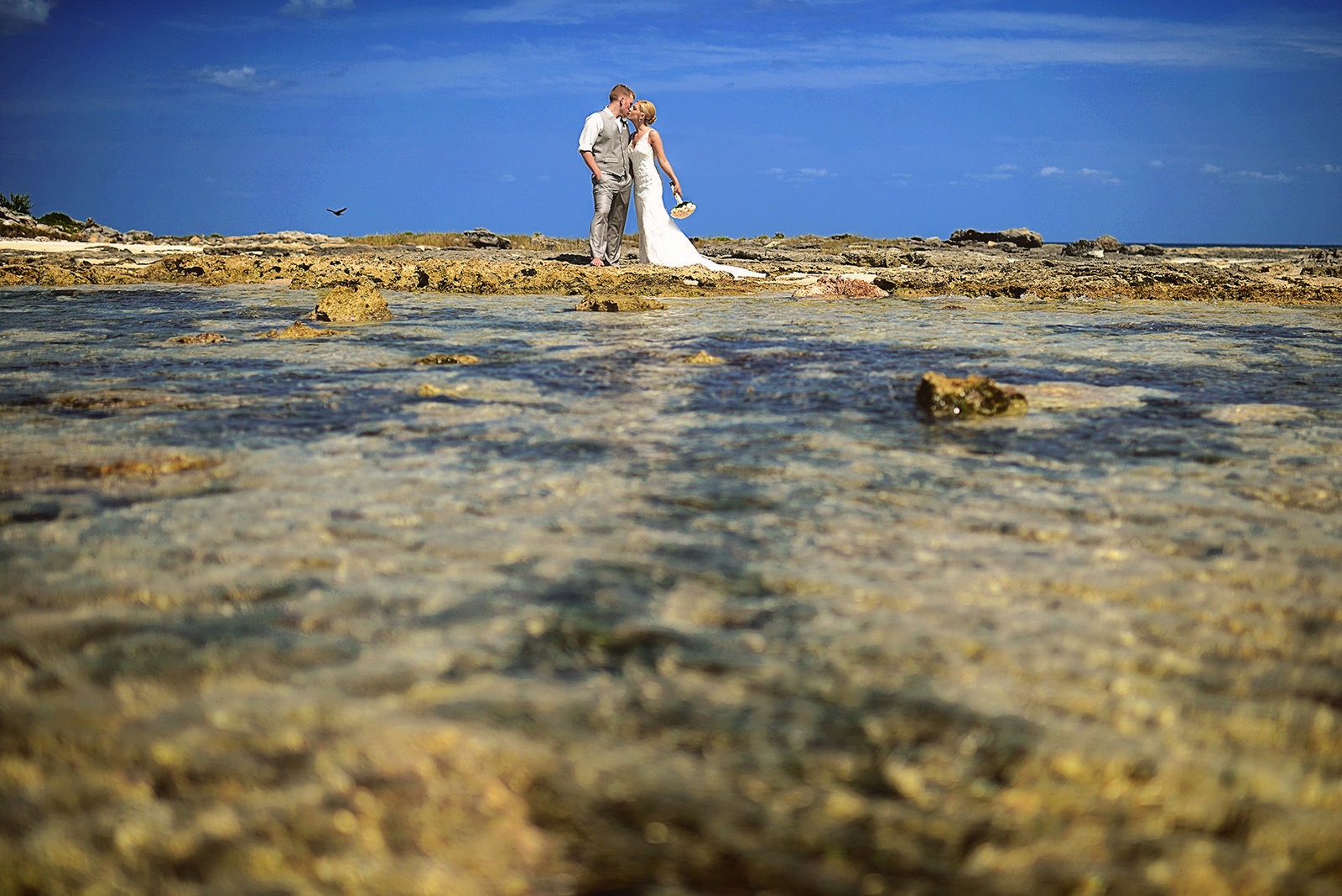 barcelo maya beach resort wedding destination wedding photographer bryan newfield photography 19