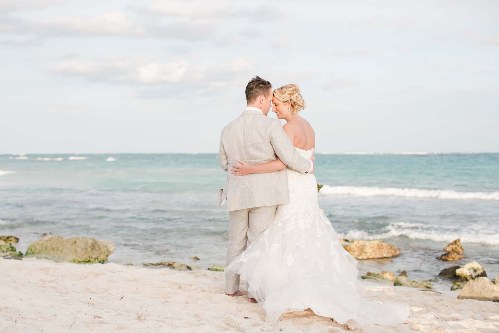 Dreams Tulum Destination Wedding | Elizabeth Friske Photography-250