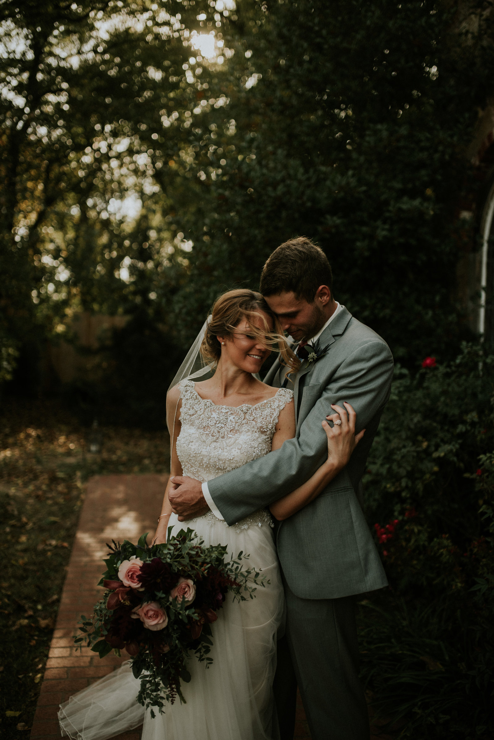 Elegant Fall Wedding at Stone Chapel at Matt Lane Farm
