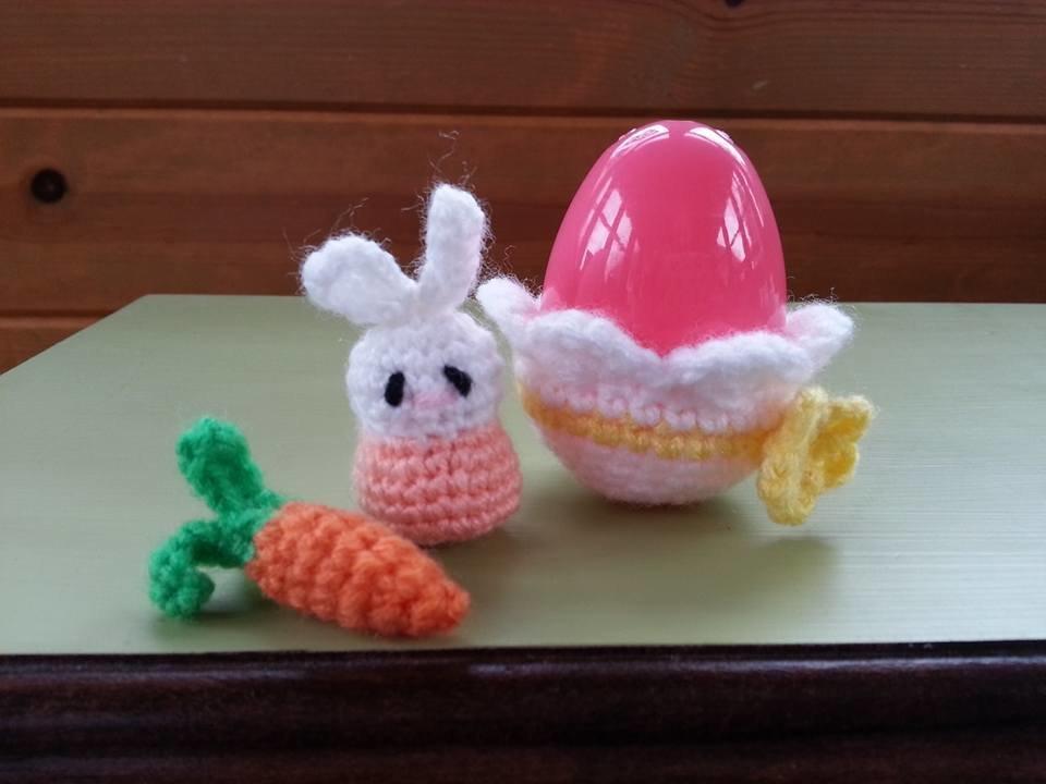 Bunny Egg Carrot