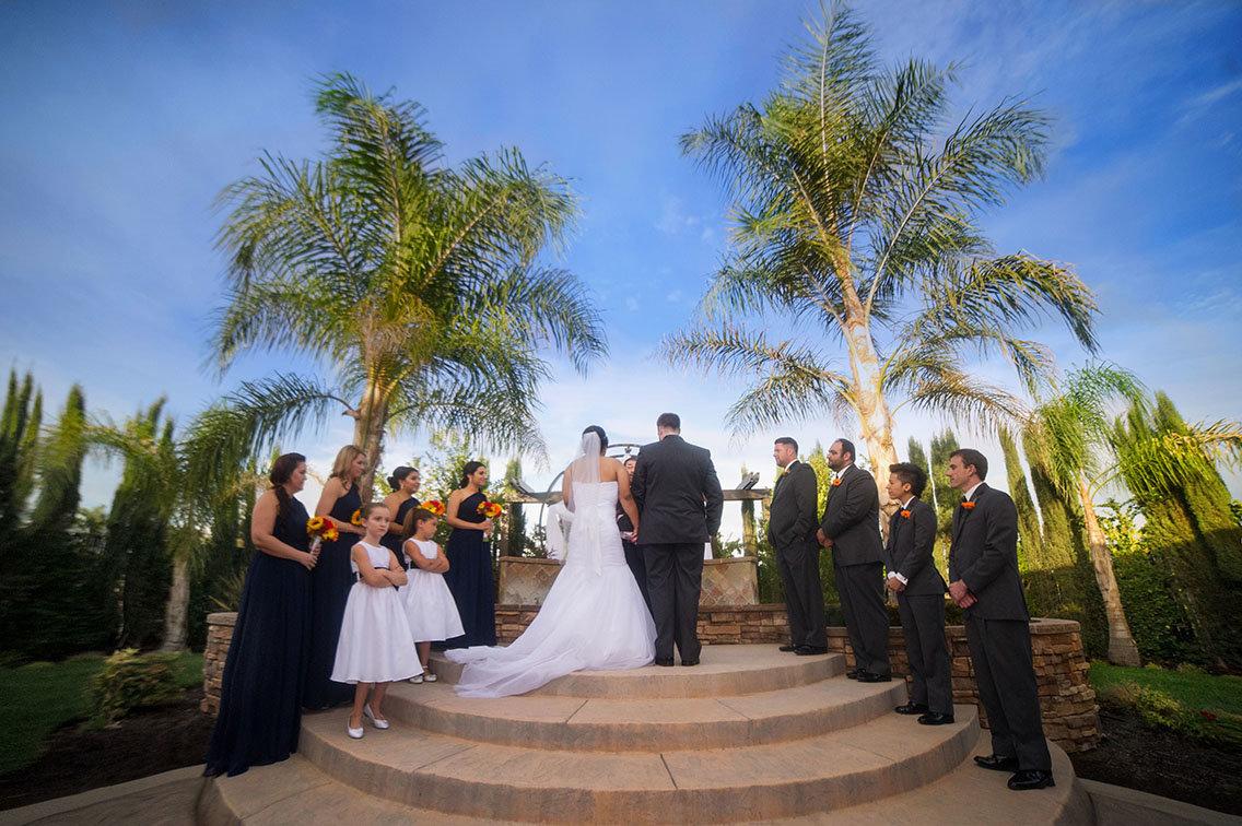 Weddings in Fresno