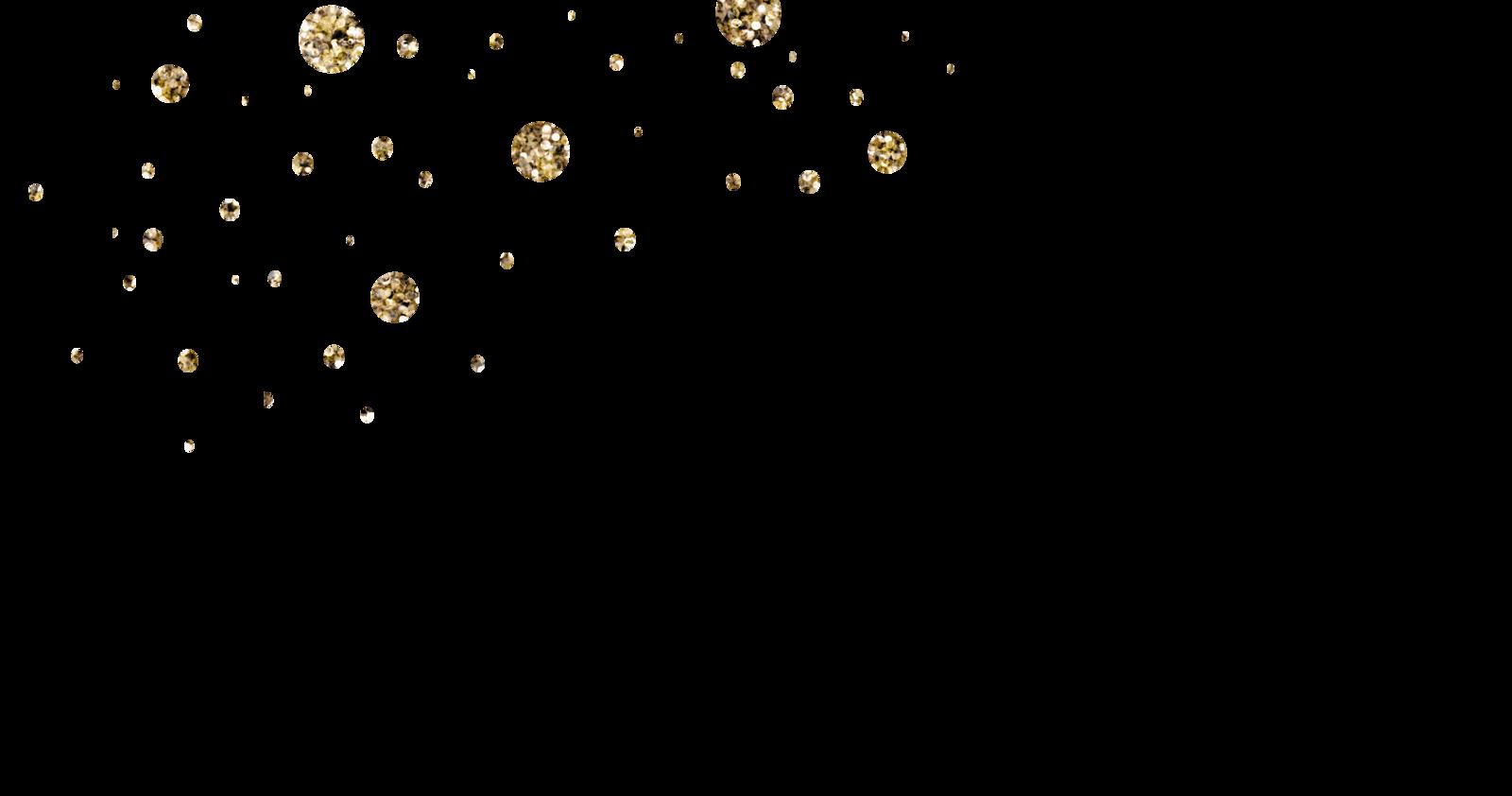 scattered glitter 2