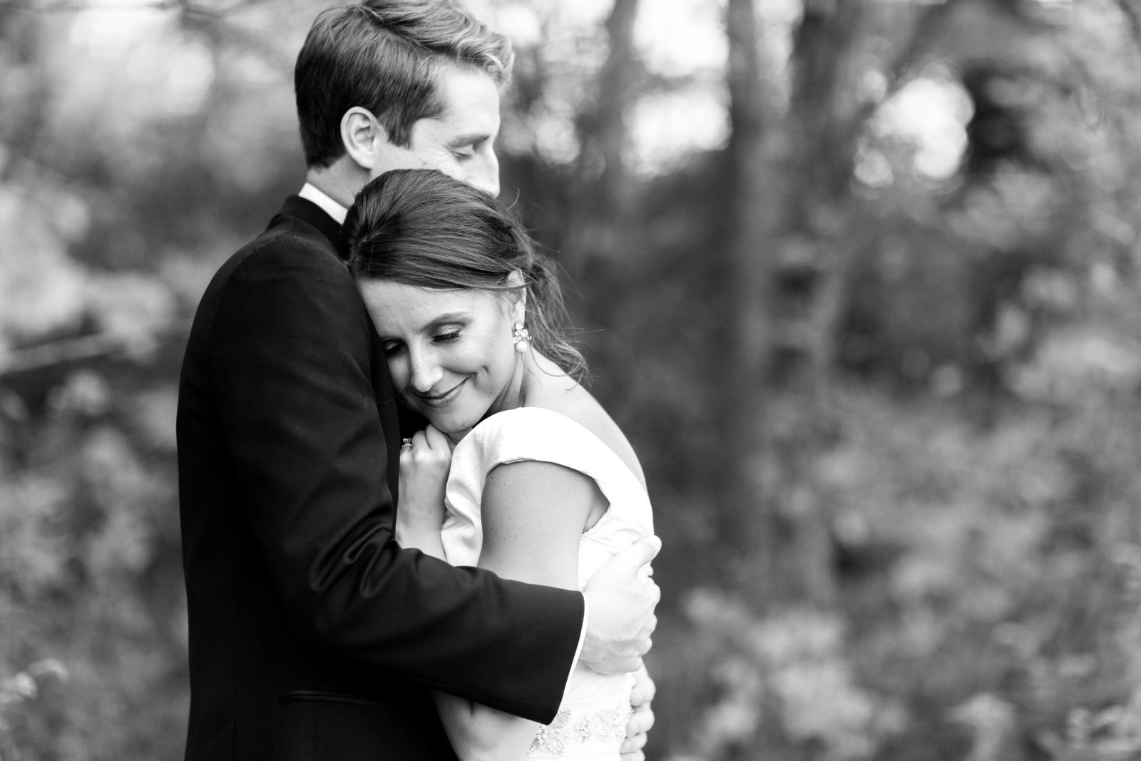 Bride and Groom BW-121