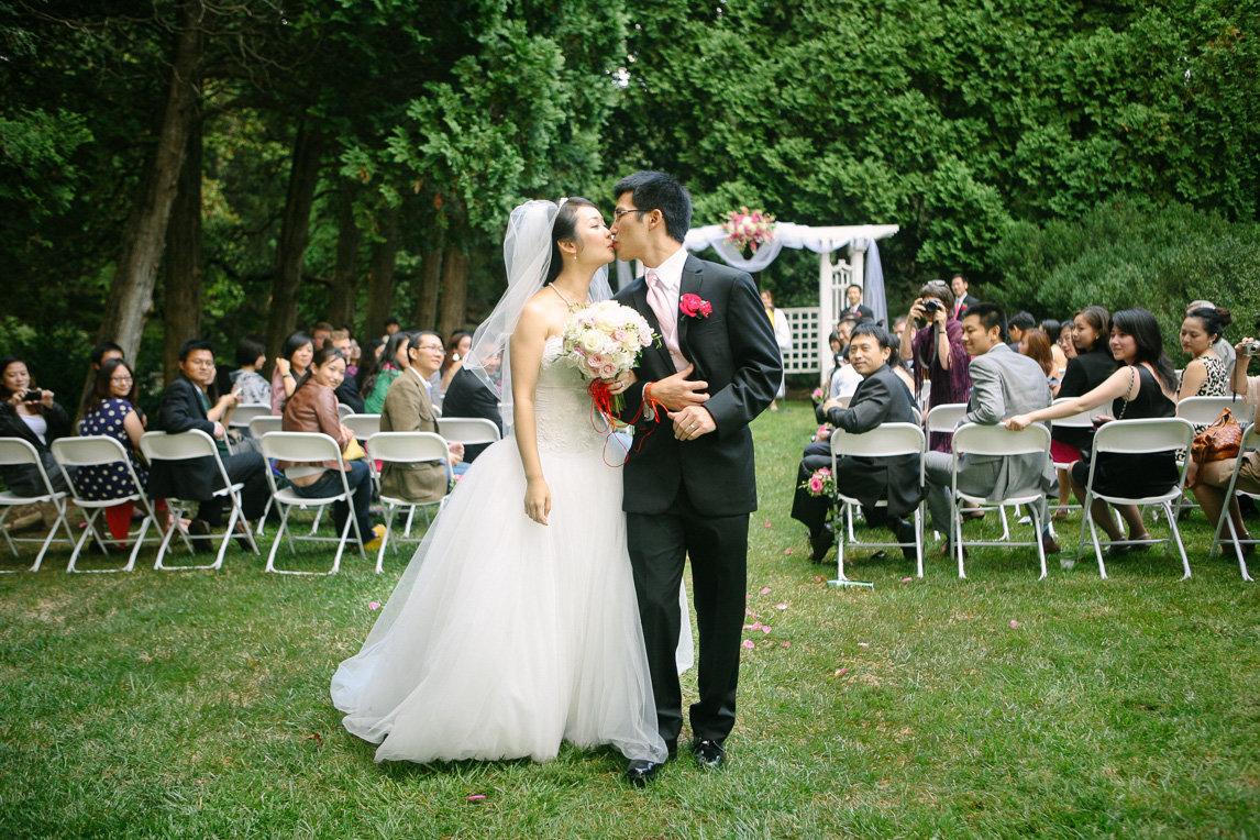 Strong Mansion Wedding