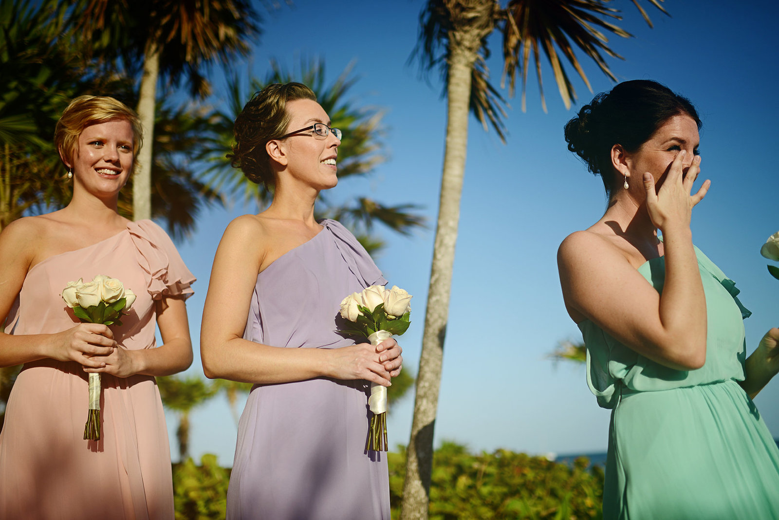 barcelo maya beach resort wedding destination wedding photographer bryan newfield photography 30