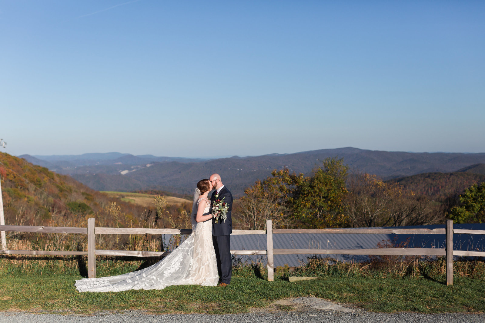 Vinny and Jenna Married-Samantha Laffoon Photography-151